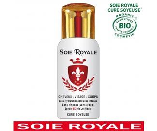Soie Royale BIO Cure Soyeuse Cheveux Visage Corps
